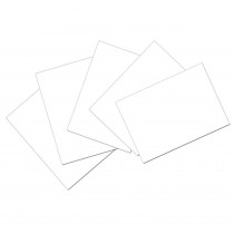 PAC5142 - Index Cards 4 X 6 Plain in Index Cards