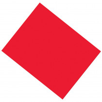 PAC53801 - Pacon 22X28 25Sh Red Coated Poster Board in Poster Board