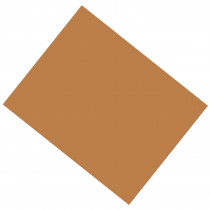 PAC53931 - Pacon 22X28 25Sh Brn Coated Poster Poster Board in Poster Board