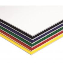 PAC5554 - Foam Board 20X30 Assorted 10Ct in Tag Board