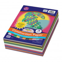 PAC6525 - Sunworks Construction Paper Smart Stack in Construction Paper
