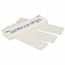 PAC73550 - Manila Tag Mini Sentence Strips in Sentence Strips