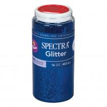 PAC91750 - Glitter 1 Lb Blue in Glitter
