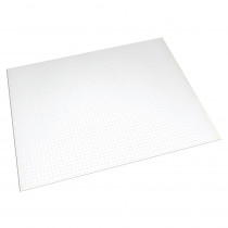PACCAR12006 - Ghostline Poster Board Wht 22 X 28 25 Sheets in Poster Board