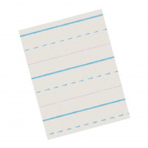 PACZP2662 - Broken Midline Paper Tablet Gr 2 in Handwriting Paper