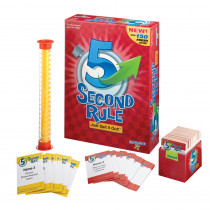 PAT7434 - 5 Second Rule 2Nd Edition in Games