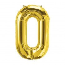 PBN59524 - 16In Foil Balloon Gold Letter O in Accessories