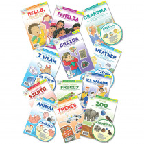 PBSERST2003 - 12 Pack Dual Language Bundle in Language Skills