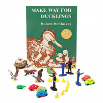 PC-1561 - Make Way For Ducklings 3D Storybook in Classroom Favorites