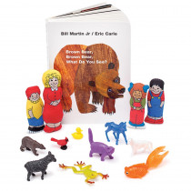 PC-1646 - Brown Bear Brown Bear What Do You See 3D Storybook in Classroom Favorites