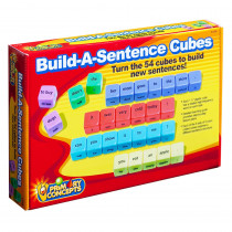 PC-1775 - Build A Sentence Cubes in Word Skills