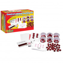 PC-2472 - Count A Ladybug Counting Kit in Math