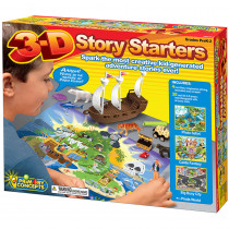 PC-5200 - 3D Story Starters in Activities