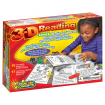 PC-5202 - 3D Reading Level 2 in Activities