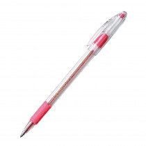 PENBK91P - Pentel Rsvp Pink Med Point Ballpoint Pen in Pens
