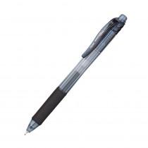 PENBLN105A - Energel X Black 0.5Mm Retractable Liquid Gel Pen in Pens
