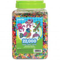 Multi-Mix Jar, 22,000 Beads - PER17000 | Simplicity Creative Corp | Beads