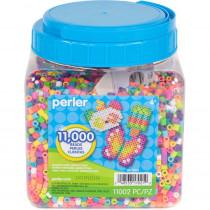 Beads Summer Mix, 11,000 Beads - PER8017021 | Simplicity Creative Corp | Beads