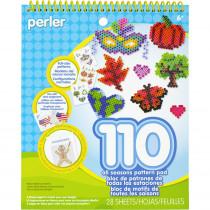 All Seasons Pattern Pad - PER8022787 | Simplicity Creative Corp | Sketch Pads