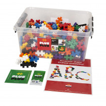 Big Set, 400 pieces in a tub - PLL03230 | Plus-Plus Usa | Blocks & Construction Play