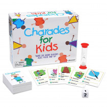 PRE300912 - The Best Of Charades For Kids in Games