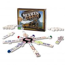 Mexican Train Dominos - PRE3928 | Pressman Toys | Dominoes