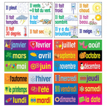 PSZP135 - Multi-Purpose Card Set French in Flash Cards