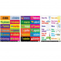 PSZP235 - Multi-Purpose Card Set Spanish in Flash Cards