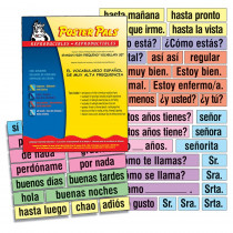 PSZP245R - High-Freq Vocab Card Set Spanish in Flash Cards