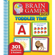 PUB7624600 - Brain Games Kids Toddler Time in Games