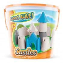 Sands Alive Castles - PVS2519 | Play Visions Inc | Sand