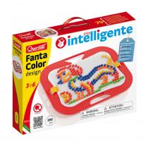 FantaColor Design - QRC0902 | Quercetti Usa Llc | Pegs