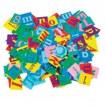 R-15632 - Alphabet Pasting Pieces in Accents
