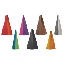 Hair Paper, 2400 Pieces - R-15703 | Roylco Inc. | Color Diffusing Paper
