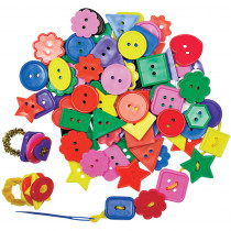 R-2131 - Craft Buttons-1/2Lb in Buttons