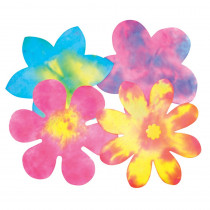 R-2440 - Color Diffusing Flower 80/Pk in Color Diffusing Paper