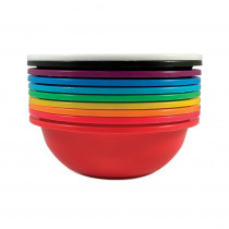 Bright Bowls, Pack of 10 - R-55193 | Roylco Inc. | Homemaking