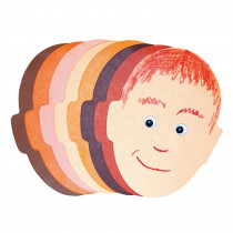 Face Pads, 100 Sheets - R-92001 | Roylco Inc. | Art