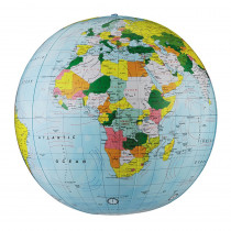 RE-15001 - Political-Inflate Globe 12 Es 12 in Globes