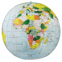 RE-16001 - Political-Inflate Globe 16 Es 16 in Globes