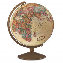 RE-31501 - The Franklin Globe in Globes