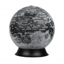 "National Geographic Illuminated Moon Globe, 12 - RE-83522 | Replogle Globes | Globes"""