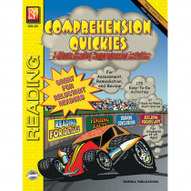 REM439 - Comprehension Quickes Reading Level 1 in Comprehension