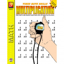 REM503 - Timed Math Facts Multiplication in Multiplication & Division