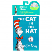 RH-9780375834929 - Carry Along Book & Cd The Cat In The Hat in Book With Cassette/cd