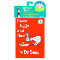 RH-9780375834950 - Carry Along Book & Cd Green Eggs & Ham in Book With Cassette/cd