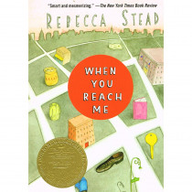 RH-9780375850868 - When You Reach Me Paperback in Newbery Medal Winners
