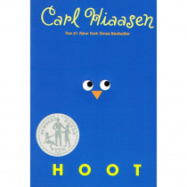 RH-9780440419396 - Hoot in Newbery Medal Winners