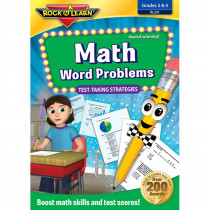 RL-201 - Math Word Problems Test Taking Strategies Dvd Gr 3-4 in Audio & Video Programs