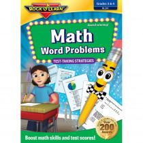 RL-201 - Math Word Problems Test Taking Strategies Dvd Gr 3-4 in Audio & Video Programs